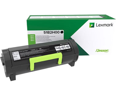 51B2H00 - Rückgabe-Tonerkassette mit hoher Kapazität 8.500 Seiten-0